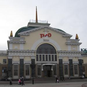 Железнодорожные вокзалы Беляевки